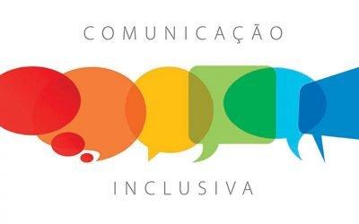 Edital Curso de Comunicação Inclusiva