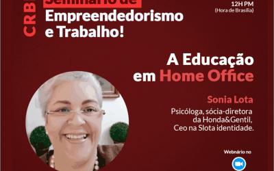 A Educação em Home Office